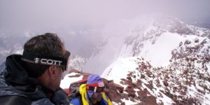 Vacas Valley Route - Aconcagua 360 route