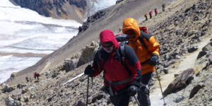 HOW TO CLIMB ACONCAGUA BY NORMAL ROUTE