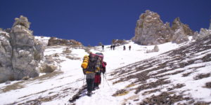 Aconcagua expedition to the summit